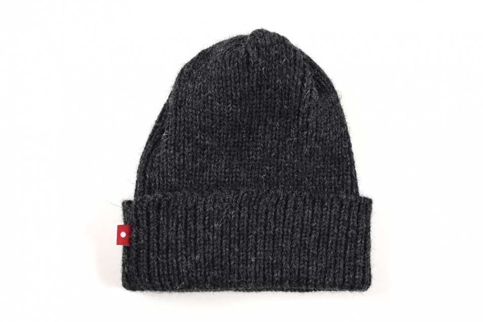 Wool Toque Charcoal